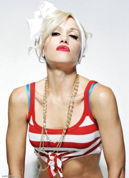 Just accept the fact that Gwen Stefani is cooler than you, your mom, and pretty much everyone.