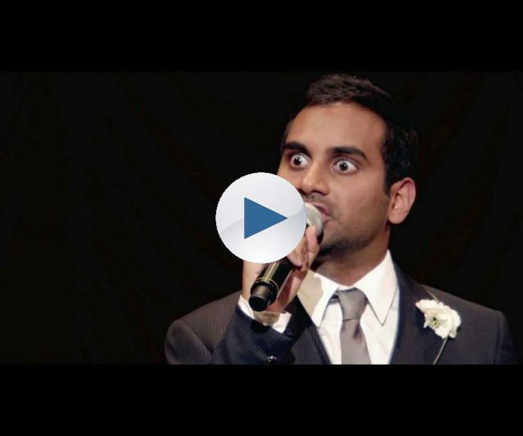 "An exclusive trailer for a Netflix comedy special: Aziz Ansari: Buried Alive Streaming November 1st, 2013. http://on.prh.mobi/aziz-ansari-netflix http://netflix.com/ - Transcript -  Imagine if marriage didn't exist and your a guy and ask a woman to get married. Imagine what that conversation would be like. Male: ""Hey so, you known..."