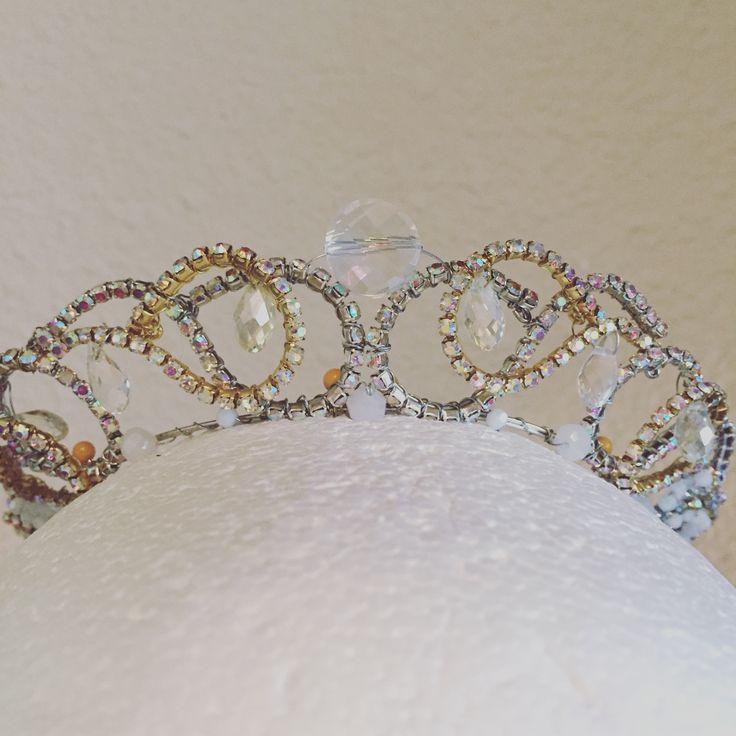 Ballet tiara