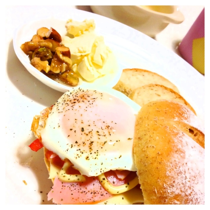 Egg Sandwich☆