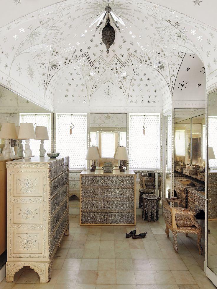 decoracao de interiores estilo marroquino : decoracao de interiores estilo marroquino:Shangri-La Hawaii Doris Duke