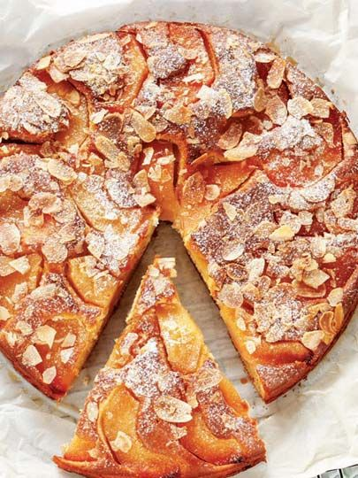 Badem ezmeli ayvalı kek Tarifi - Kek Tarifleri Yemekleri - Yemek Tarifleri