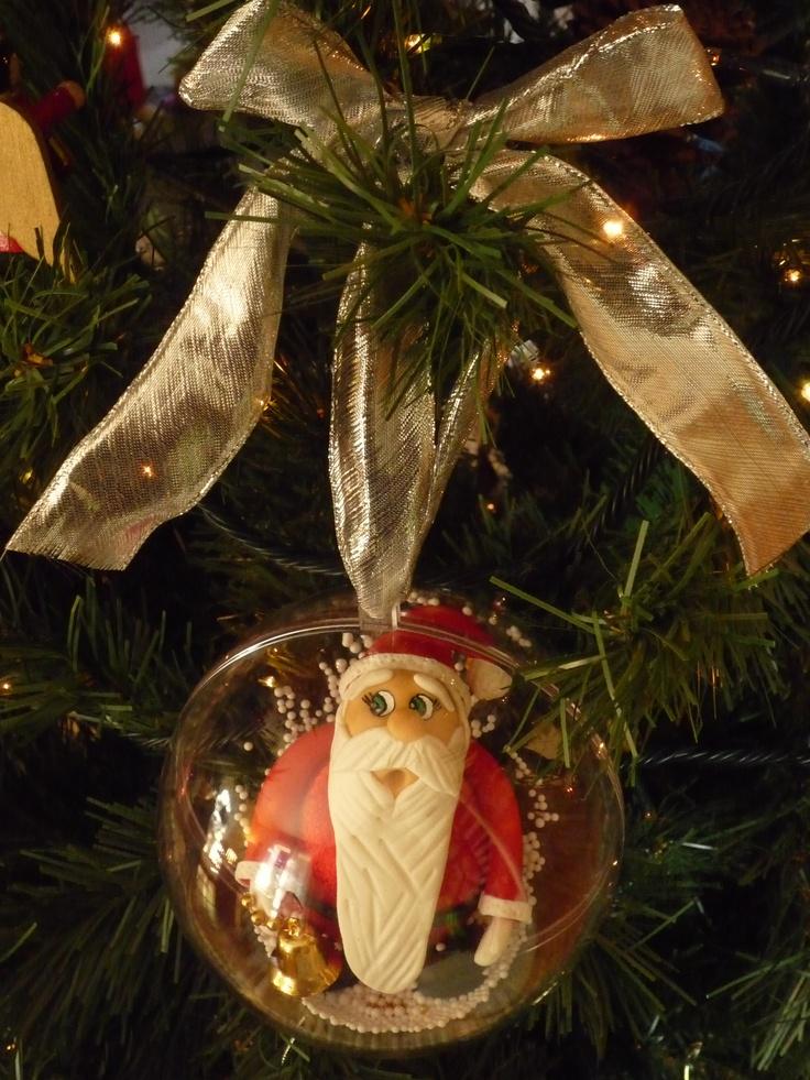 Christmas ball by Adriana Bertolo