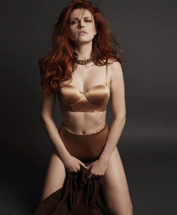 Sexy : Elodie Frégé pour Hipster MagazineElodie Frégé pour Hipster Magazine