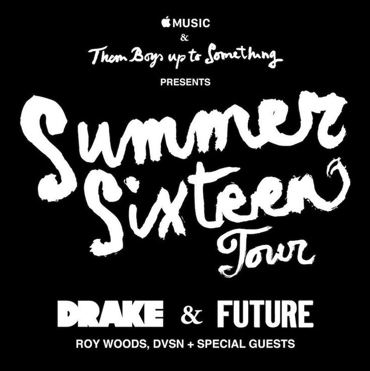 Drake Announces Apple Music as a Sponsor of Upcoming 'Summer Sixteen' Tour