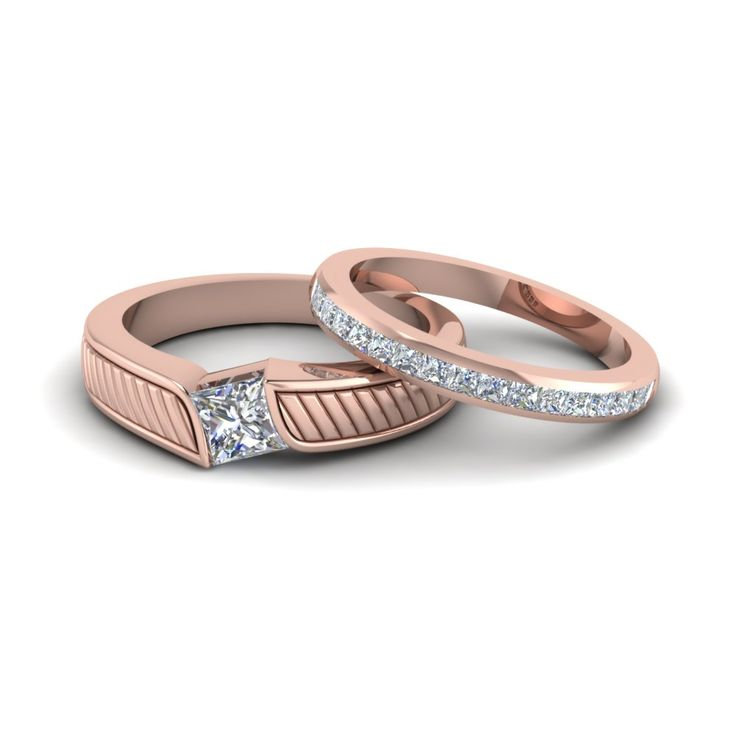 1000 images about Rose Gold Engagement Rings on Pinterest