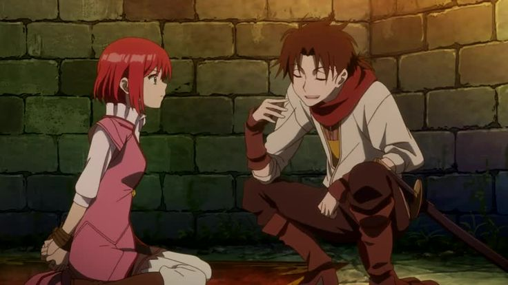 snow white with the red hair | Snow White with the Red Hair Episode 2 English Dubbed | Watch cartoons ...