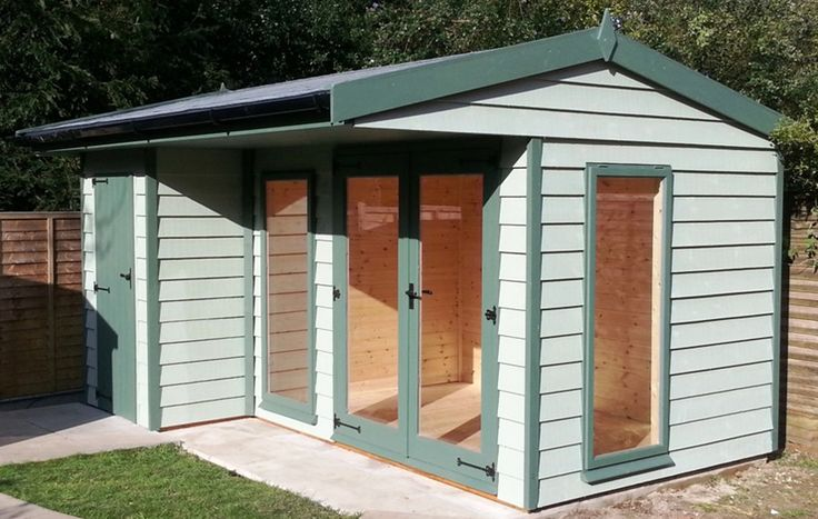 LB251, has been manufactured by Scott Sheds Ltd. We manufacture all of our buildings to suit the individual requirements of each customer.