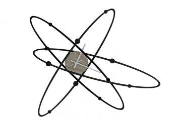 Nya Atom väggklocka i svart