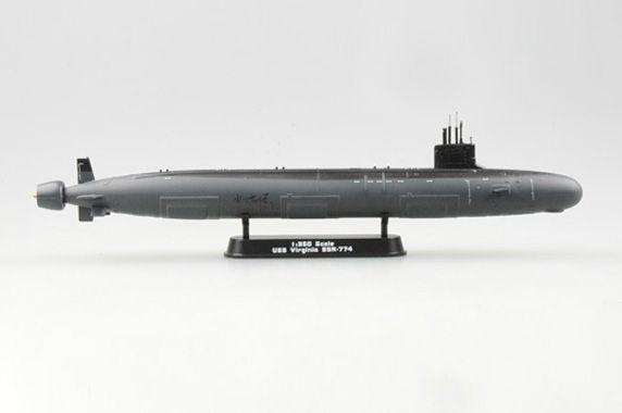 1/350 US Virginia-class submarine