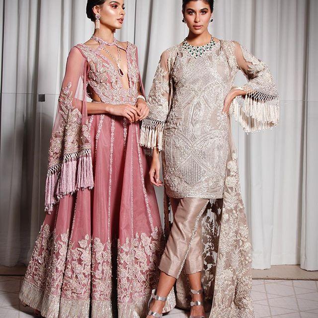 Faraz Manan Show Summer Couture 2018 Lumiere Farazmanan Hautecouture Bridal Farazmananje Pakistani Bridal Dresses Designer Dresses Indian Heavy Dresses