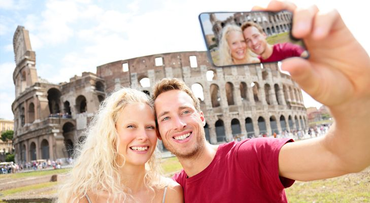 How to click  awesome selfie? (7 steps)
