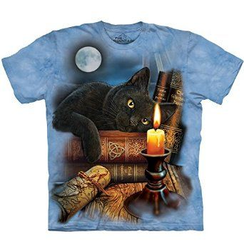 The Mountain Men's The Witching Hour T-Shirt Blue 2XL
