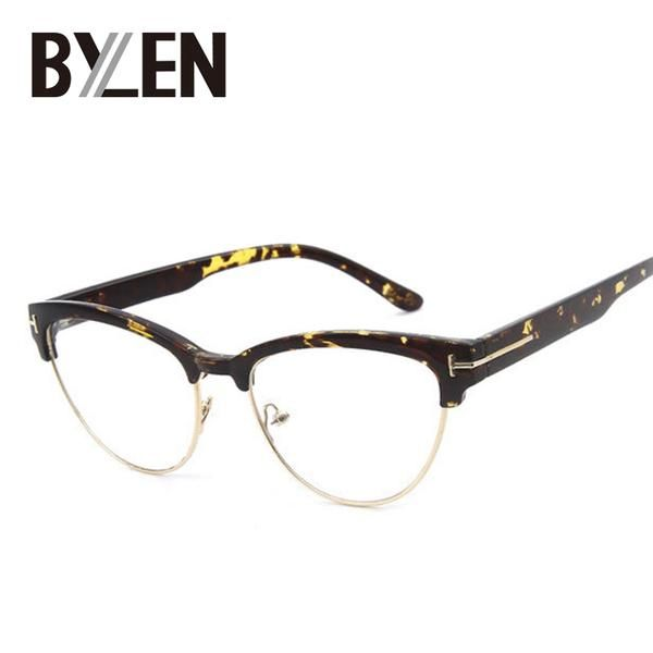 #FASHION #NEW Vintage Cat Eye Optical Eyewear Prescription Glasses Women Clear Diopter Lens Reading Glasses Nerd Spectacle Computer Glasses