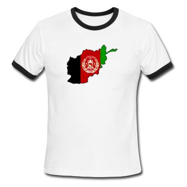 Products of Afghanistan | bestselling gifts afghanistan flag map of afghanistan t shirt