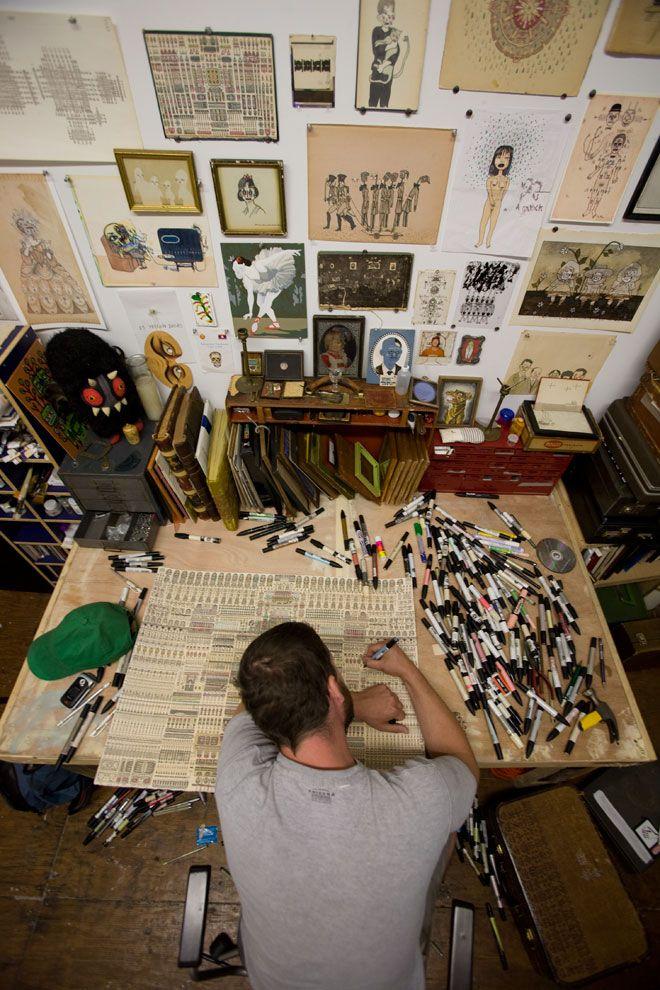 Chaotic Studio :: Jeremiah Maddock