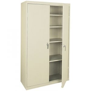 Find the Sandusky Steel Storage Cabinet - 36 In. x 18 In. x 72 In. by Sandusky at Mills Fleet Farm.  Mills has low prices and great selection on all Storage  Utility & Craft.