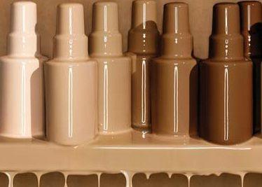 Mix de bases de maquillaje para pieles mixtas