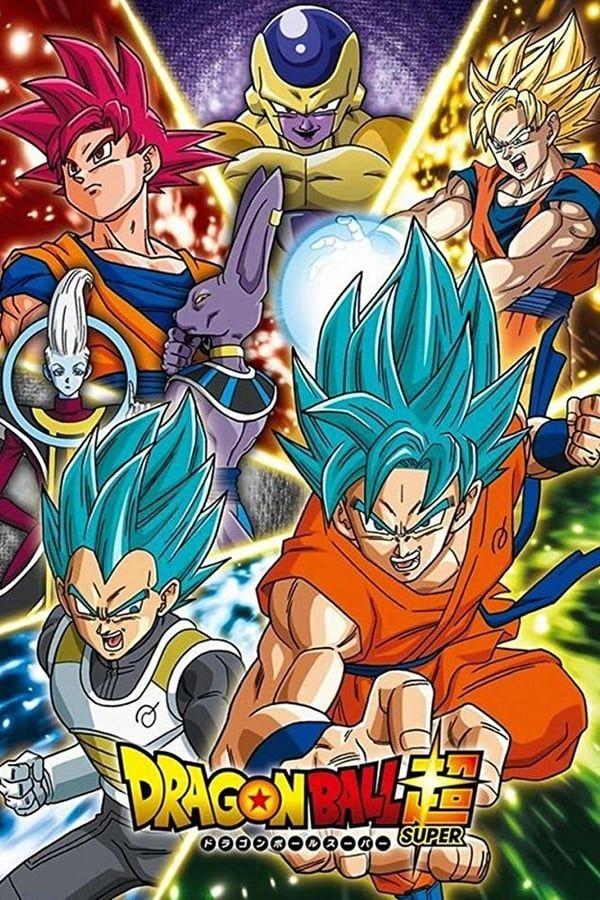 Assistir Dragon Ball Super Dublado Todos Episodios Online Com