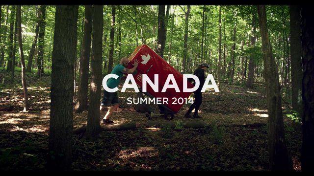"Molson Canadian ""The Beer Fridge"" + Rethink"