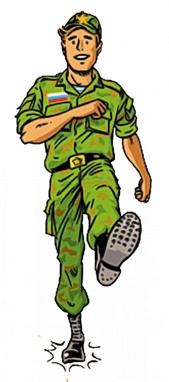 Солдаты для открытки, прикольные картинки
