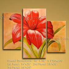 Resultado de imagen para wall painting flowers