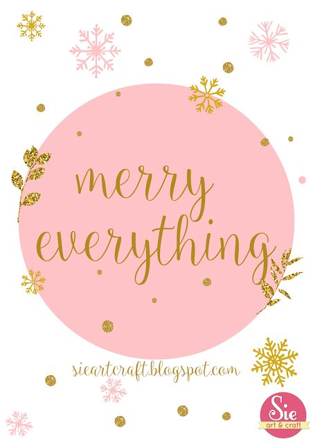 Merry Everything ♥