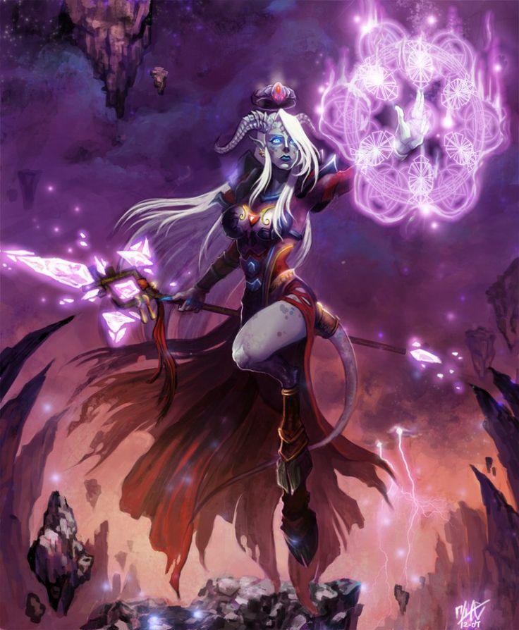 Warcraft 3 Anime Characters : Best Дренеи draenei и Эредары eredar images on