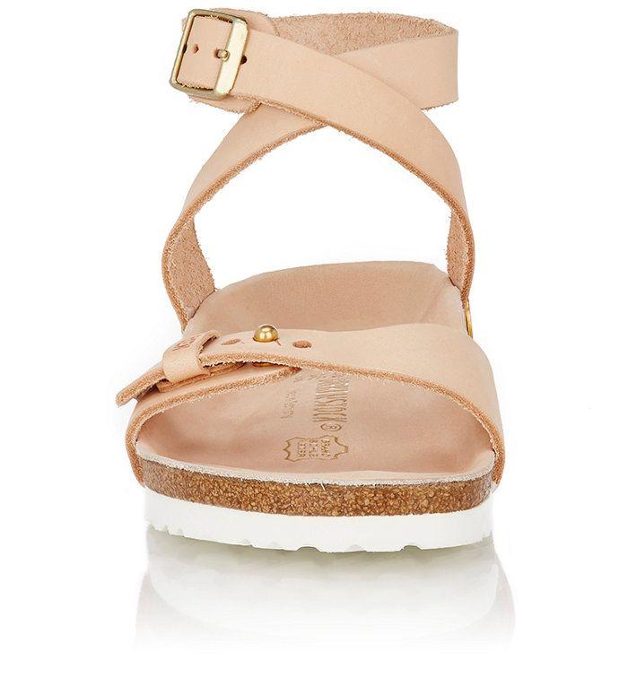 Delhi Ankle-Strap Sandals