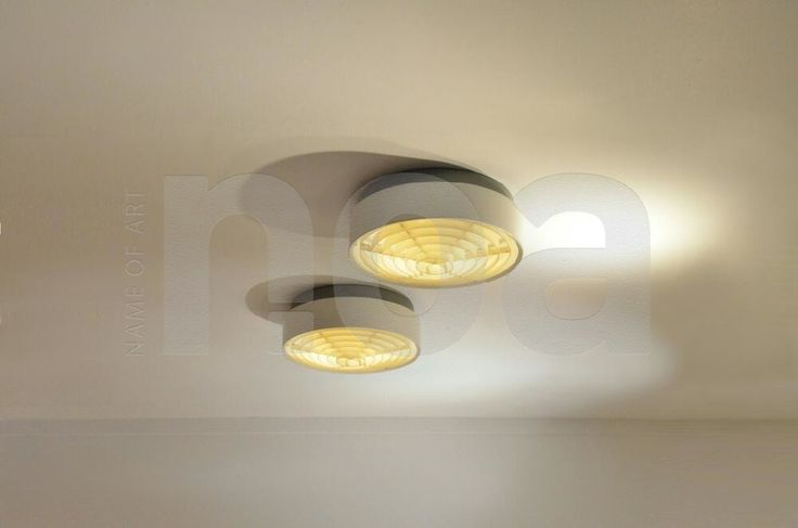 Design Danois : 1x Plafonnier Cyclindrique en Métal par Louis Poulsen / 8pc en Stock