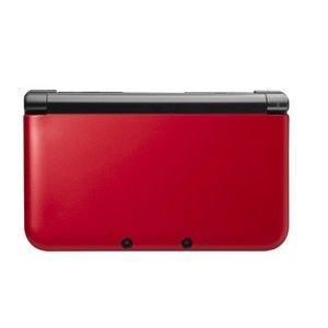 Nintendo 3DS XL Console - Red