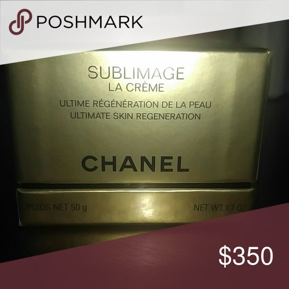 Chanel Sublimage la creme Skin rejuvenating luxury cream. Completely brand new. Good for all your skin care issues. CHANEL Other