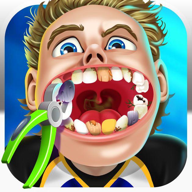 #NEW #iOS #APP Sports Dentist Salon Spa Games - VZO entertainment