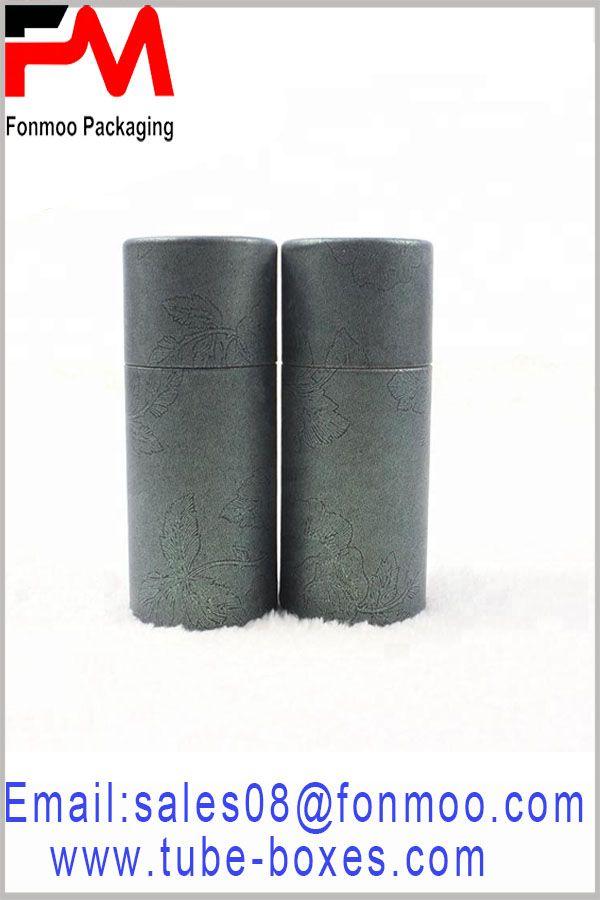 Elegant small paper tube packaging for 10ml essential oils