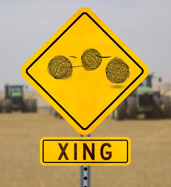 Street Signs State to State - Oklahoma