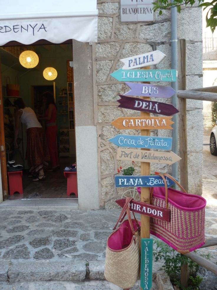 67 best images about Mallorca Shopping on Pinterest ...