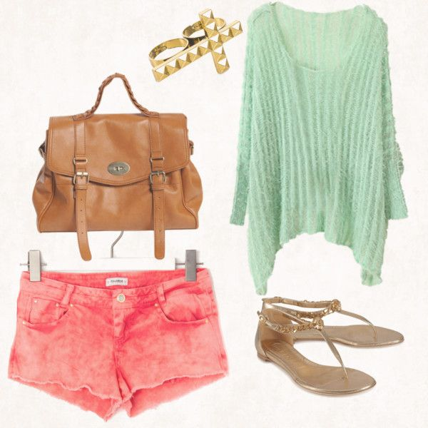 """Summer"" by agoscaretto on Polyvore"