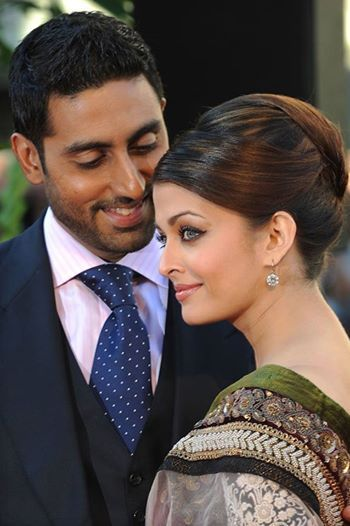 Did you know? Aishwarya Rai and Abhishek Bachchan fell in love during the filming of Dhoom 2, in 2006. It is also believed that he proposed marriage to her in Toronto after the premiere of Guru there.  Here's a glimpse of the legendary real life love stories in Bollywood.  #Bollywood #LoveStories #ValentineSpecial  Picture Credits: www.chitramala.in