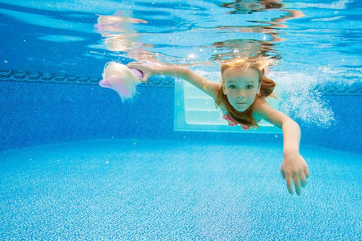 Magical Light -- underwater photography -Calgary Family Photographer, Dana Pugh