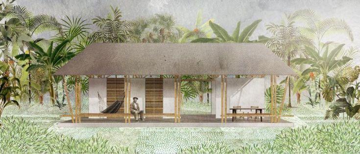 En 'Del Territorio al Habitante', Infonavit invitó a arquitectos a desarrollar proyectos de vivienda de autoproducción en zonas rurales