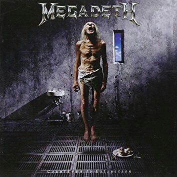 Megadeth - Countdown to Extinction.