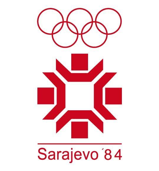 Olympic logo // Sarajevo 1984 Winter Olympics