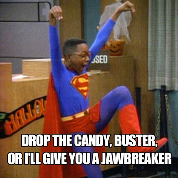 He taught you that you didn't need a six-pack to be a superhero. | 19 Ways Steve Urkel Inspired You As A Kid