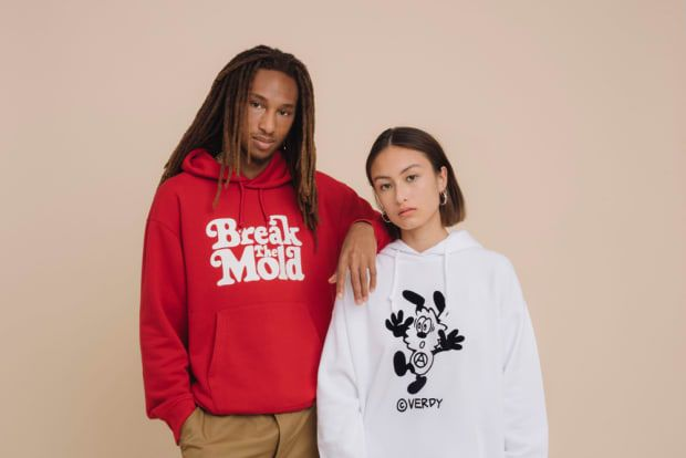 Uniqlo Ut X Verdy Rise Again Collection Hoodie Images Japanese Fashion Mode Fashion