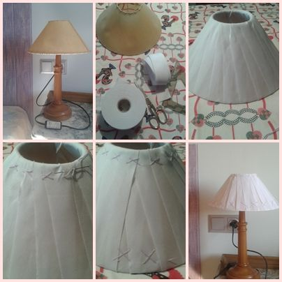 my last recup! how to convert a lamp  #cahngingalamp