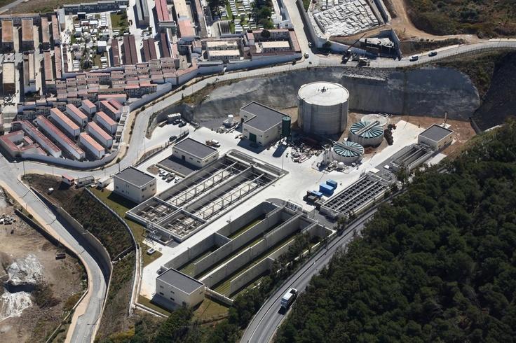 EDAR de Ceuta (CEUTA) Gestionada por SACONSA
