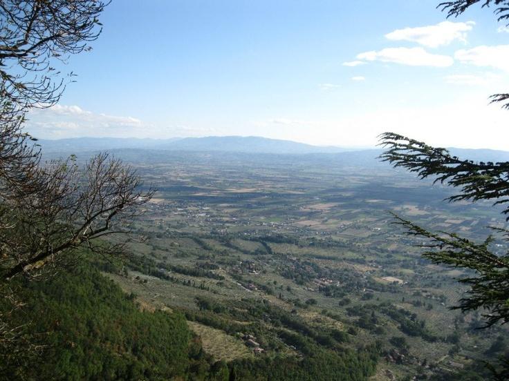 Monte Subasio - Italia