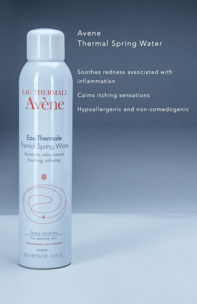 Avene Thermal Spring Water is a biologically pure, naturally occurring hydrating mist, and it's currently being featured on the blog.