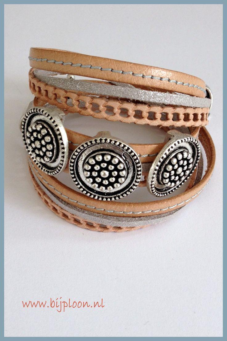 armbanden van My66 via www.bijploon.nl