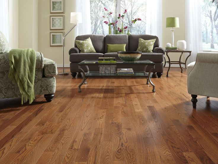 Rustic Butterscotch Oak, A New Bellawood HUES Hardwood!
